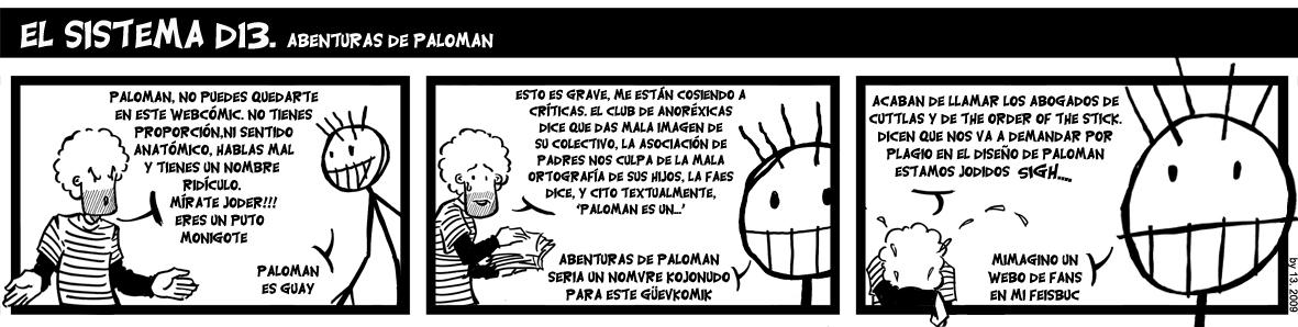 3. Abenturas de Paloman