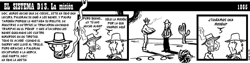 54. La misión