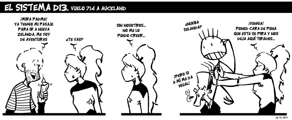 283. Vuelo 714 a Auckland
