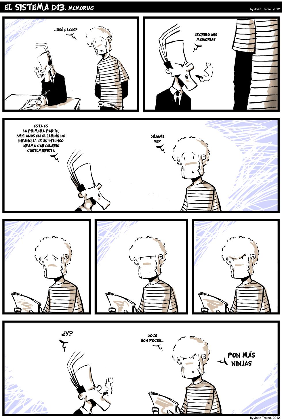 366. Memorias
