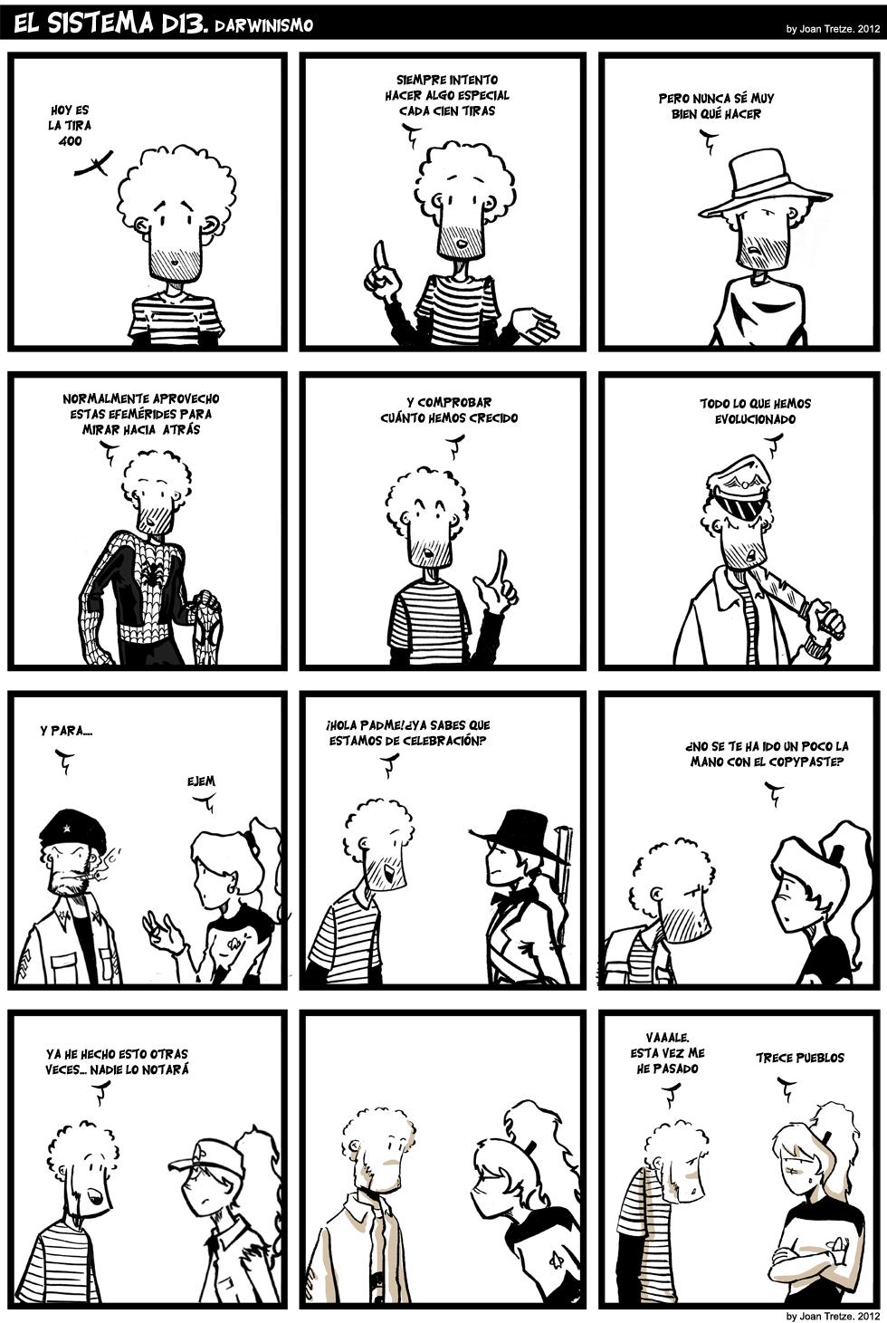 400. Darwinismo