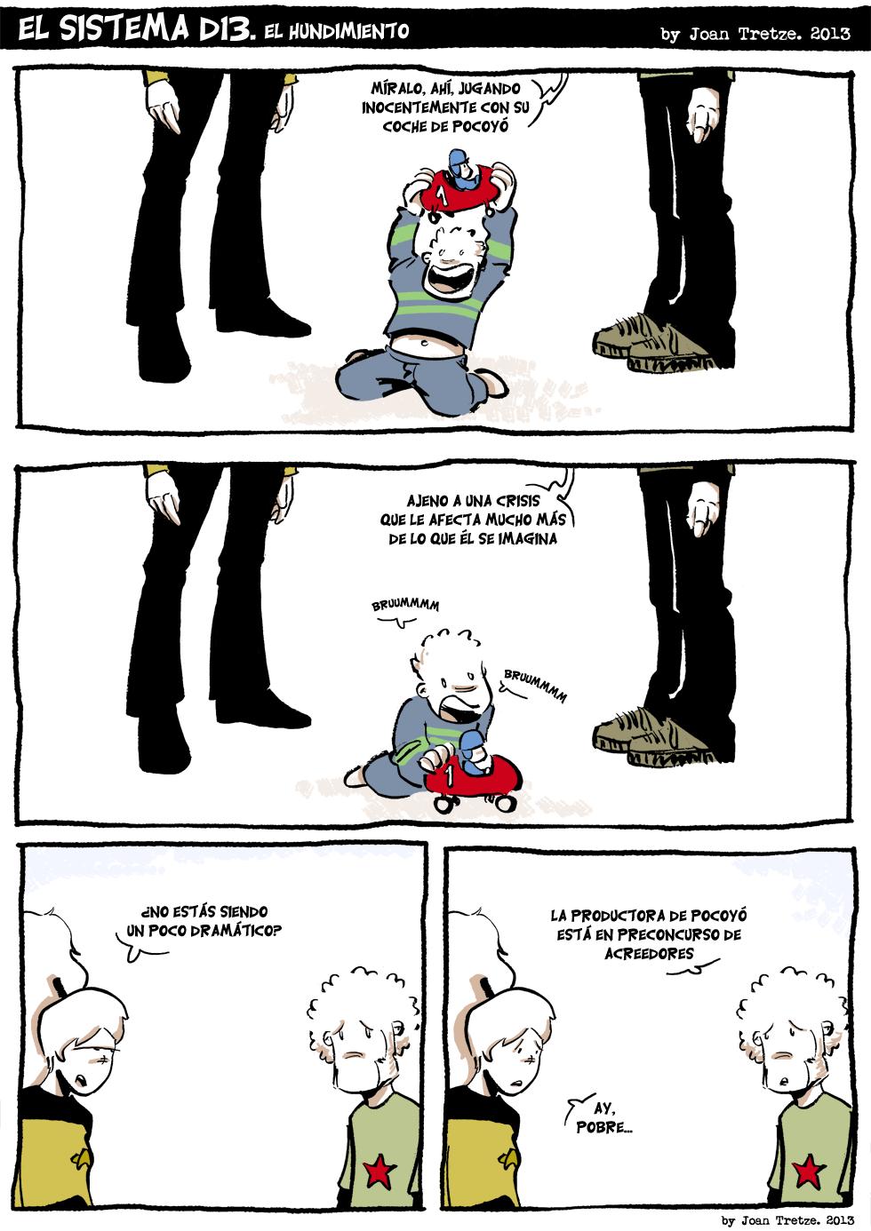 El hundimiento