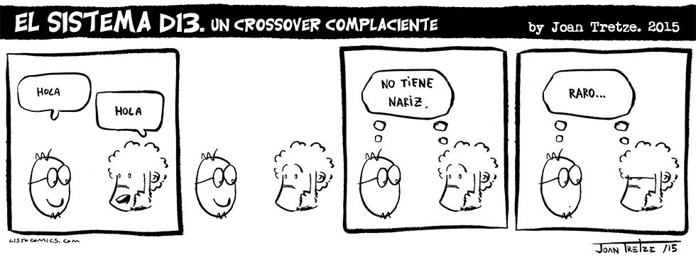 Un crossover complaciente