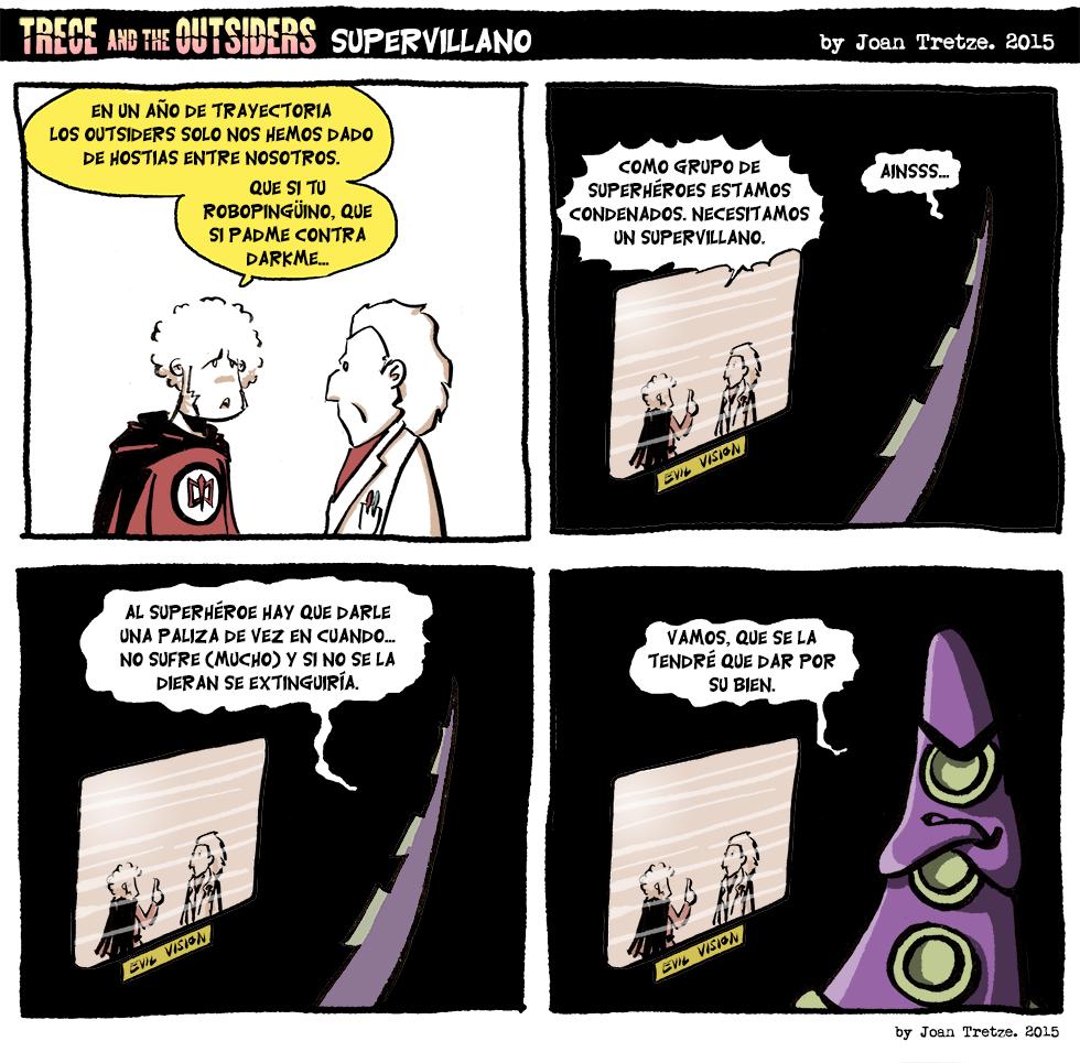 Supervillano