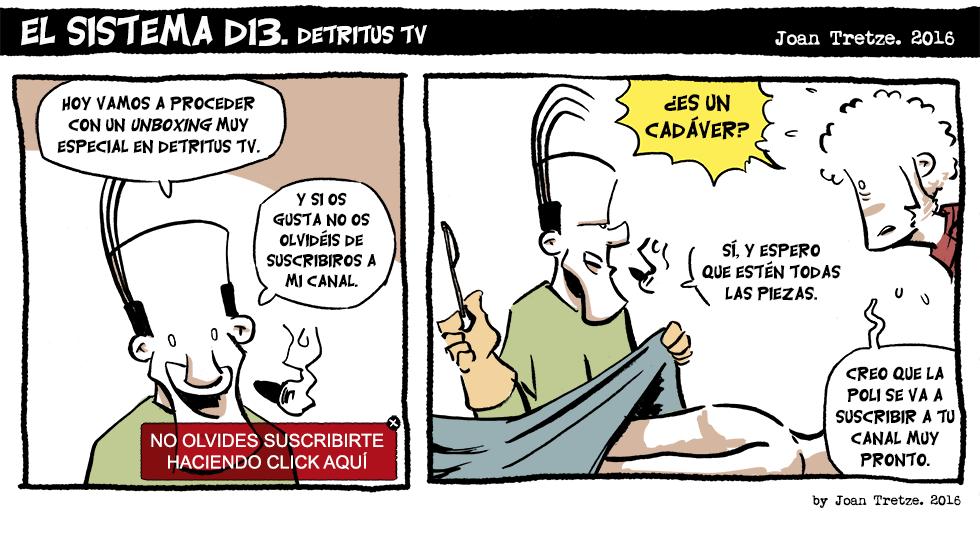 Detritus TV