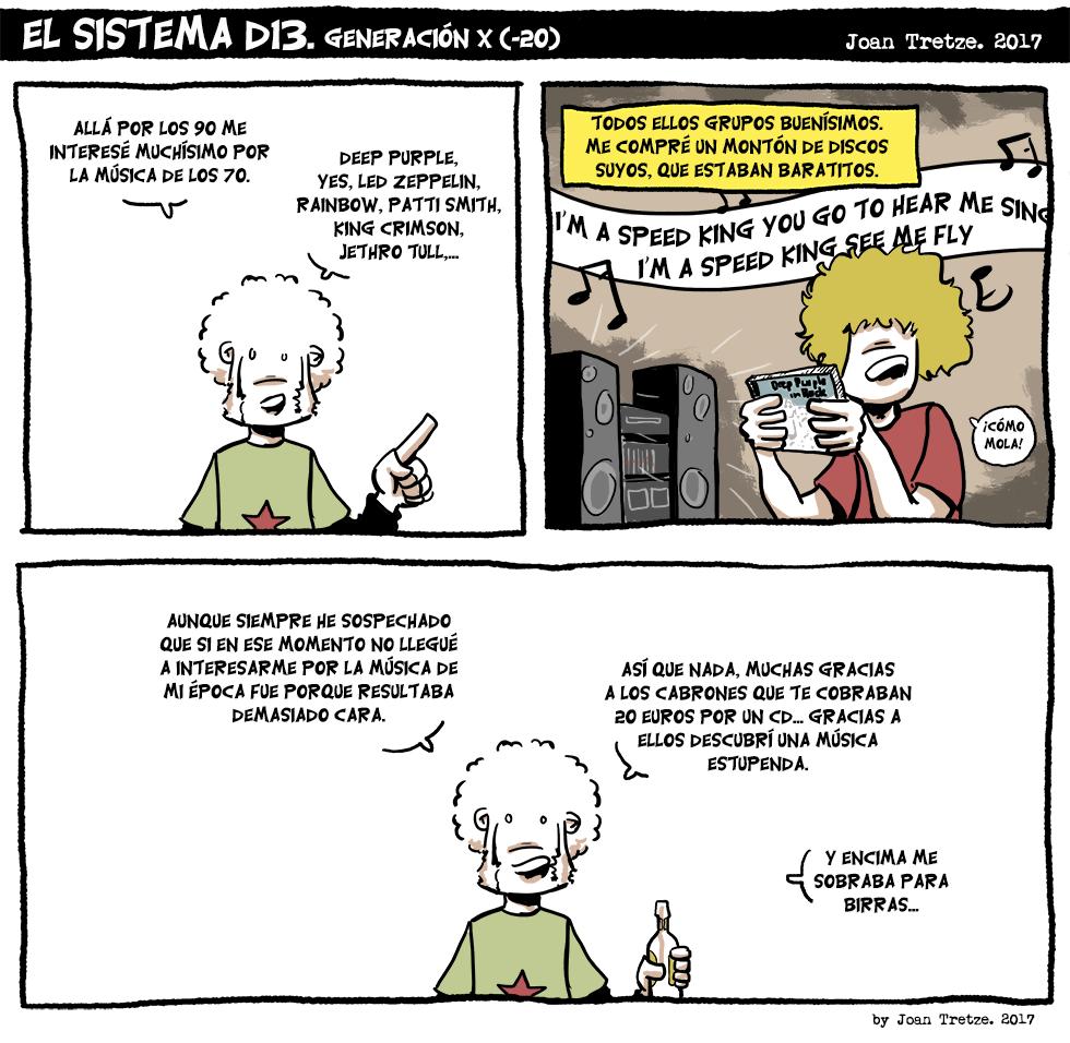 Generación X (-20)