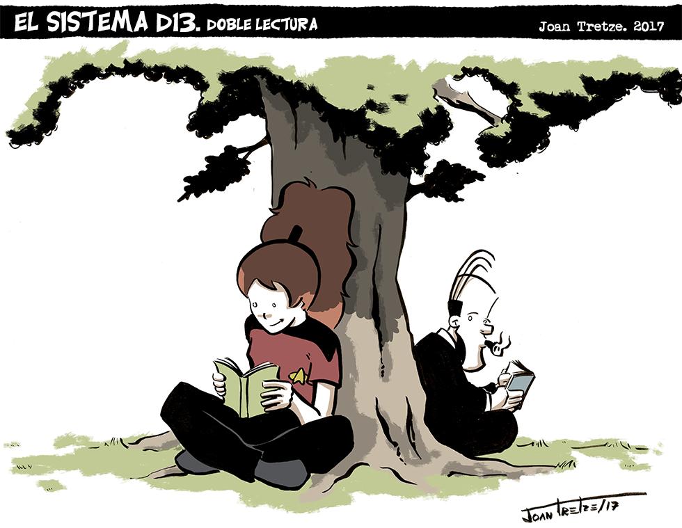 Doble lectura