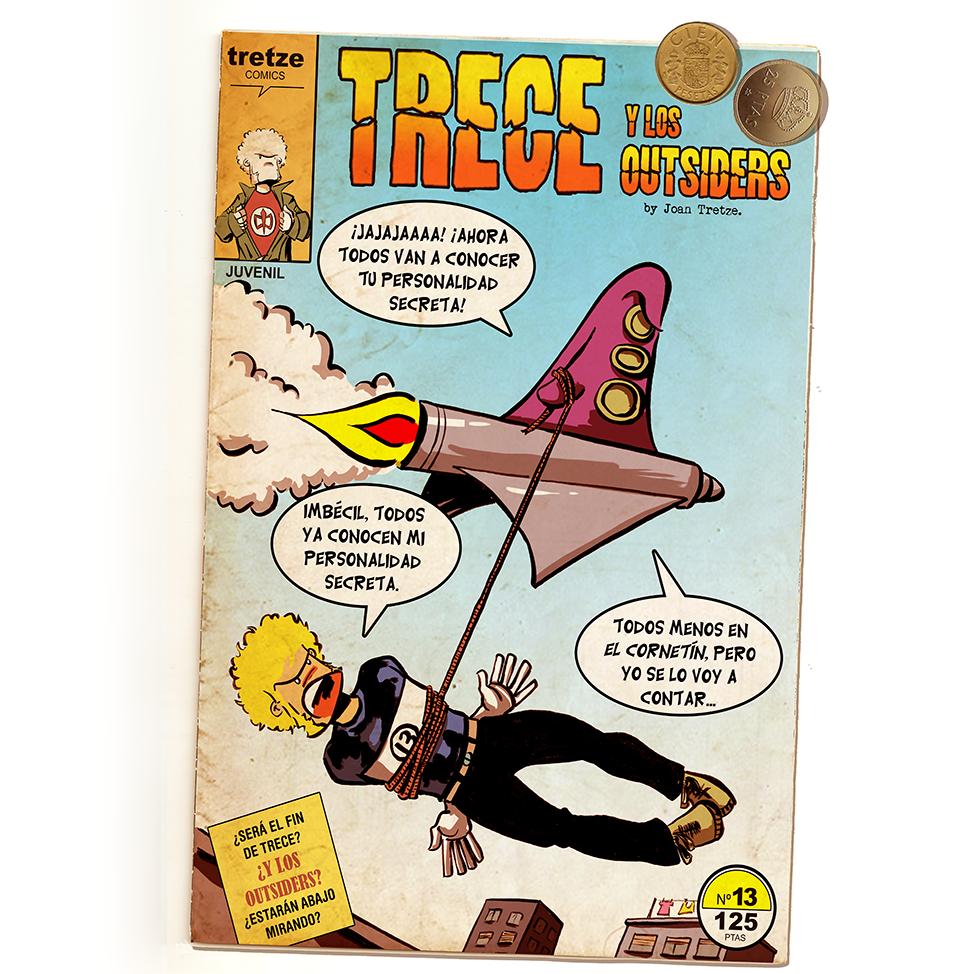 Tretze Comics