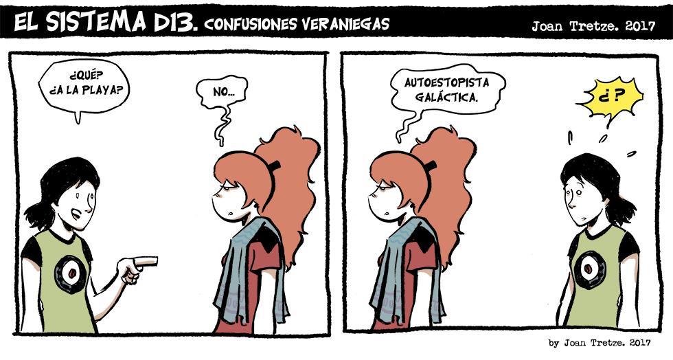 Confusiones veraniegas