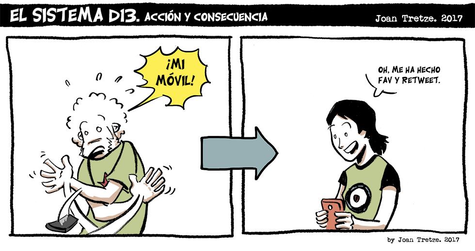 Acción y consecuencia