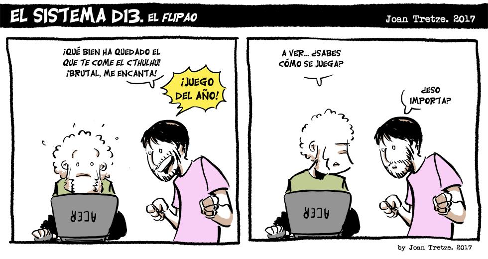 El flipao