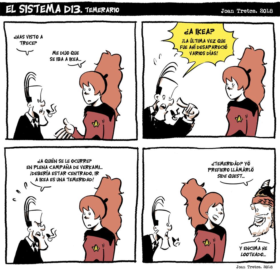 Temerario