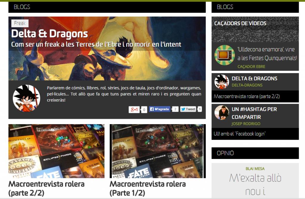 Delta&Dragons